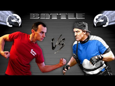 Mortal Kombat: Super Oleg vs Stryker Part 1