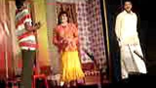 Amith Acts in Tulu Drama theriyende Pondu in Moodubelle  on 26th August 2009