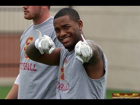 USC winter workout full team warmups from 2/19/13