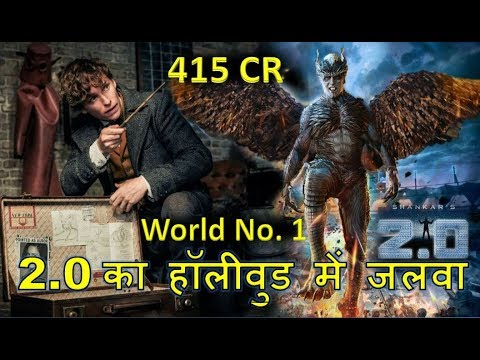 Robot 2.0 Movie Box Office Worldwide Collection 2018 | All Version | Tamil | Telugu