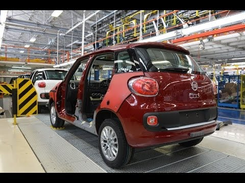 Fiat Drives Serbian Economy Into the Fast Lane