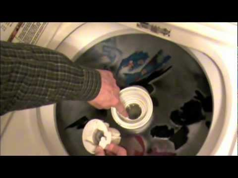 How to fix a Kenmore washing machine agitator