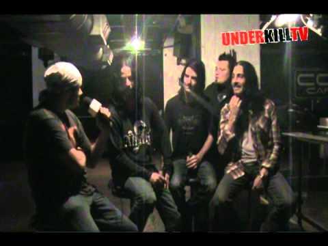 Seventh Void Interview - underkill TV episode 17