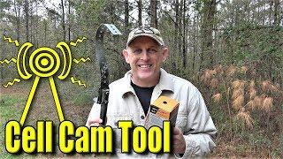 Cellular Trail Camera   More Bars!!! DIY Tool!