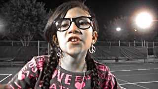 "BABY KAELY ""HAPPY BIRTHDAY"" AMAZING 8 YEAR OLD KID RAPPER!!"