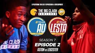 #TheBigClash GameShow [S7:E2] Aston Vs. Leicester