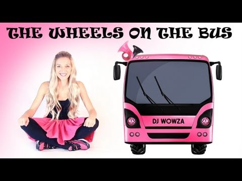 The Wheels on the Bus - Pink Bus