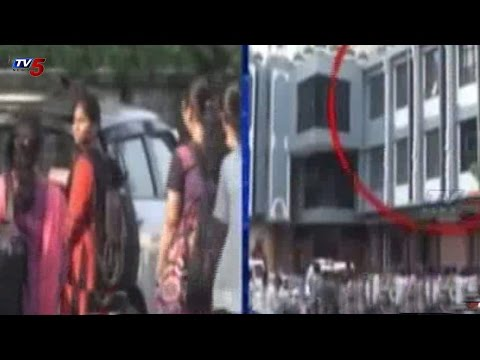 Police Retaliatioin On Girls For Complaint | Cc Cameras In Girls Hostel : Tv5 News video