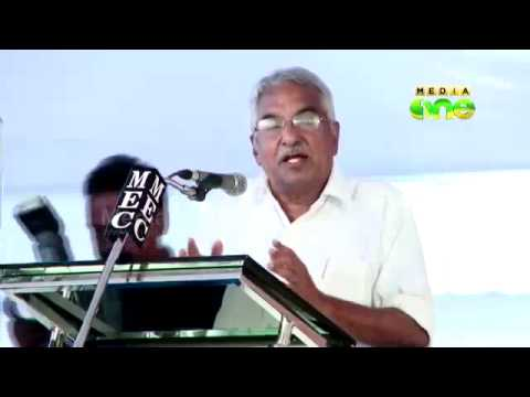 Kochi metro rail project will begin on June 7 - Kerala Chief Minister Oommen Chandy