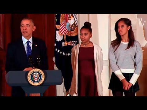 GOP Staffer Viciously Attacks Obama's Daughters & Regrets It Immediately