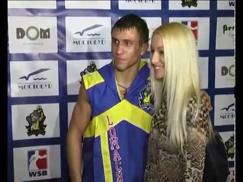 Вася Ломаченко жжет=)