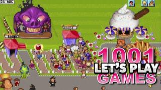 Theme Park (DOS) - Let's Play 1001 Games - Episode 79