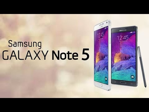 Samsung Galaxy Note 5: Rumors & Speculation