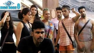 Bigg Boss 8 22nd September 2014 Episode 2 Day 1 – Most Hated Contestant REVEALED