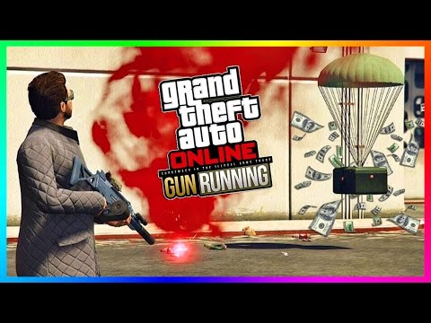 NEW GTA Online Content Coming VERY Soon, Gunrunning DLC Updates By Rockstar Continue & MORE! (GTA 5)