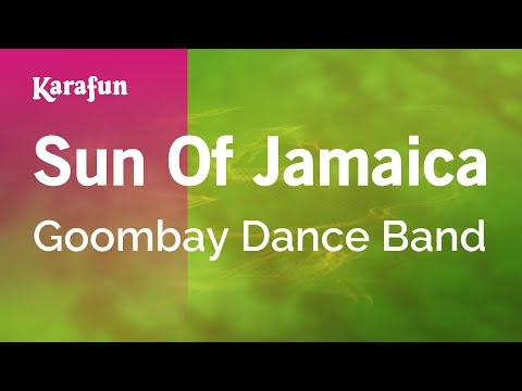 Karaoke Sun Of Jamaica - Goombay Dance Band *