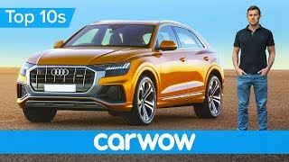 All-new Audi Q8 revealed - see why it's the must-have SUV of 2019 | Top 10s
