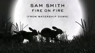 Sam Smith Fire On Fire From Watership Down Official Audio