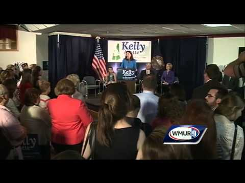 Sen. Kelly Ayotte officially launches re-election campaign