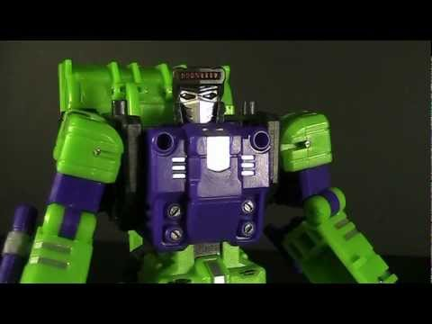 TFC Toys Structor (Hercules Week - Day 4)