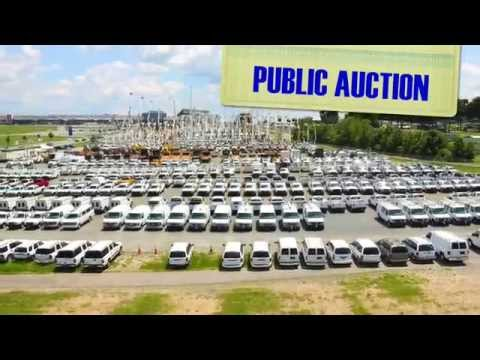Truck & Equipment Auctions!