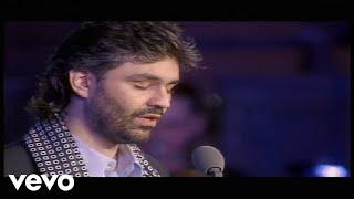 Andrea Bocelli Con Te Partiro Live From Piazza Dei Cavalieri Italy 1997