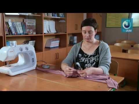 Как легко сшить блузку. Кройка и шитьё. ТВ Джем