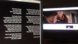 The Look of Love w Lyrics - Dusty Springfield