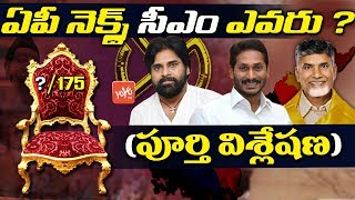 AP Next CM in 2019 Elections Full Analysis | YS Jagan | Pawan Kalyan | Chandrababu