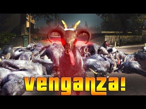 VENGANZA!! - Goat simulador MODS y Muchas risas xDD