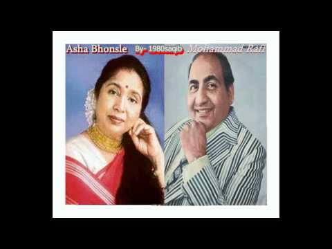Kya hua maine agar ishq ka izhar kiya (Mohd Rafi & Asha Bhonsle).