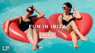 THE MOST UNBELIEVABLE TRIP TO IBIZA WITH FRIENDS | Lily Pebbles
