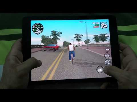 IPAD AIR GRAND THEFT AUTO SAN ANDREAS GAMEPLAY