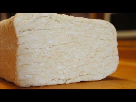Как приготовить слоеное тесто - рецепт - видео