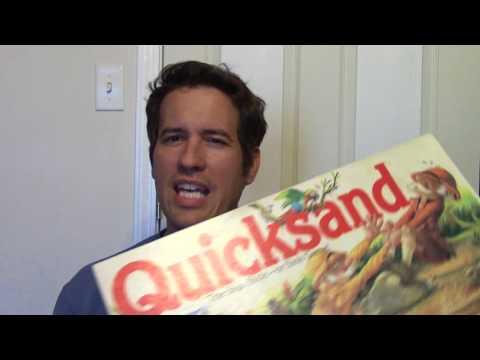Matt's Boardgame Review Episode 193: Quicksand
