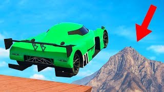 CAN YOU MAKE THE IMPOSSIBLE JUMP?! (GTA 5 Funny Moments)