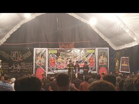 "Live ""Shabbedari"" Anjuman Bahauddinpur Azamgarh 18 Moharram"