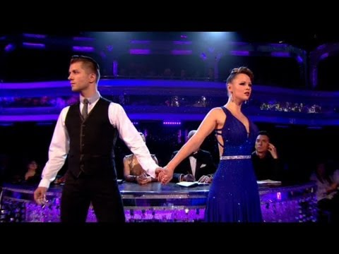 Kimberley Walsh & Pasha Tango to 'When Doves Cry' - Strictly Come Dancing 2012 Final - BBC One