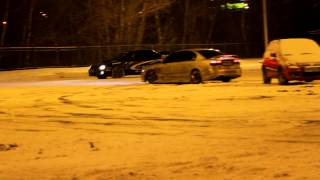 Subaru legacy B4 Twin Turbo Drift.MOV