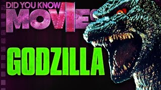 The Problems of Being GODZILLA! - Did You Know Movies (ft. Matt of SuperBestFriendsPlay)