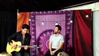 """Download Lagu Dan + Shay singing their new song """"Messed Up"""" 6/21/14 in Dallas, TX Gratis STAFABAND"""