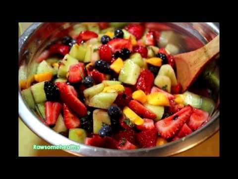 5 Super Healthy Raw Food Diet Breakfast Ideas