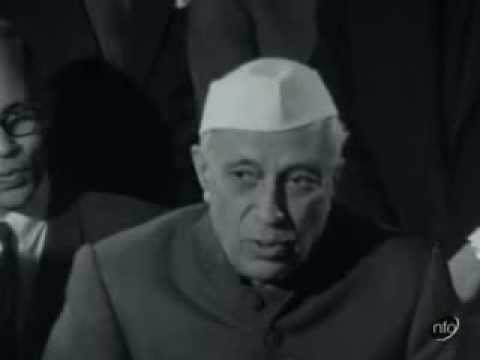 Jawaharlal Nehru Interview criticising UN Dag Hammarskjˆld