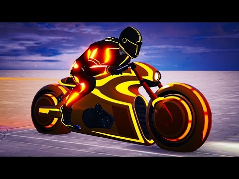 HOW TO BEAT THE TRON GAME! (GTA 5 Deadline)