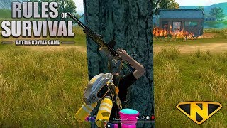 Epic End Battle! (Rules of Survival: Battle Royale)
