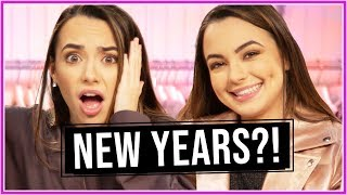 NEW YEARS PARTY Outfit Challenge?! | Closet Wars w/ Merrell Twins