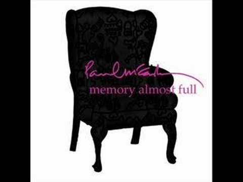 Paul McCartney - Feet In The Clouds