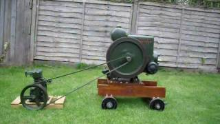 Ruston & Hornsby 6PB - Vintage Stationary Engine -