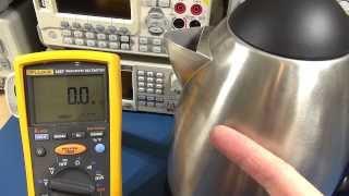 Tutorial: Insulation Resistance Testing / Megger Testing / PAT testing Pt 1