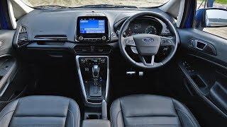 2018 Ford EcoSport   Ford EcoSport Titanium +   InDepth Tour   Hindi